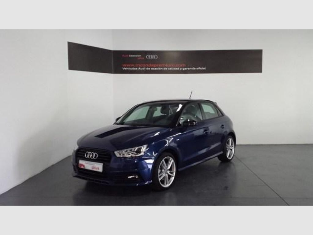Audi A1 Sportback 1.6 TDI Attraction segunda mano Madrid