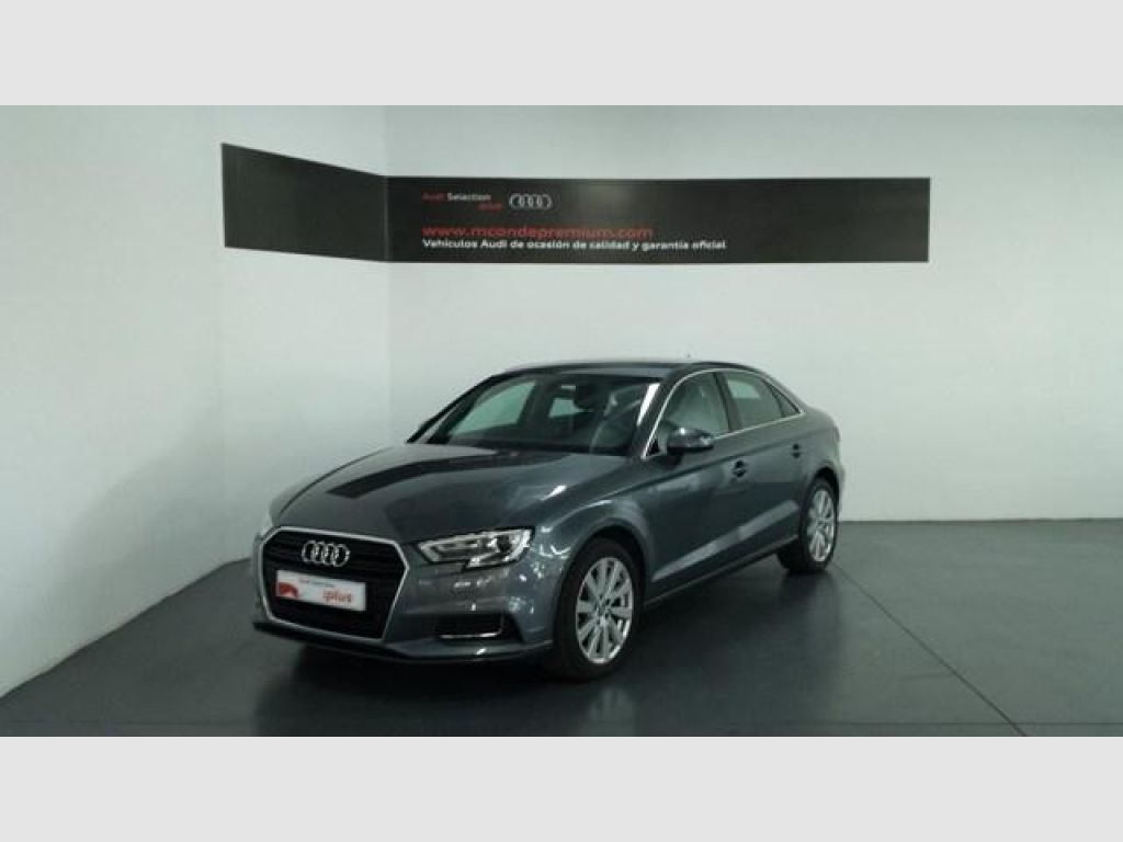 Audi A3 design edition 1.6 TDI S tronic Sedan segunda mano Madrid