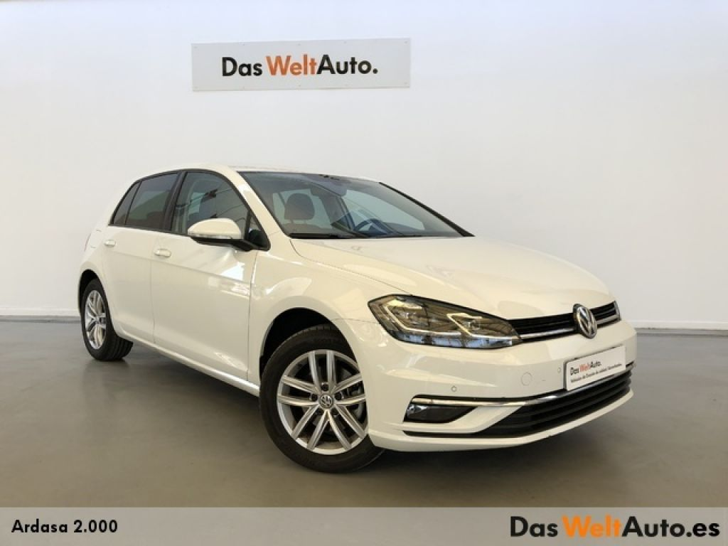 Volkswagen Golf Advance 1.0 TSI 81kW (110CV) DSG segunda mano Madrid