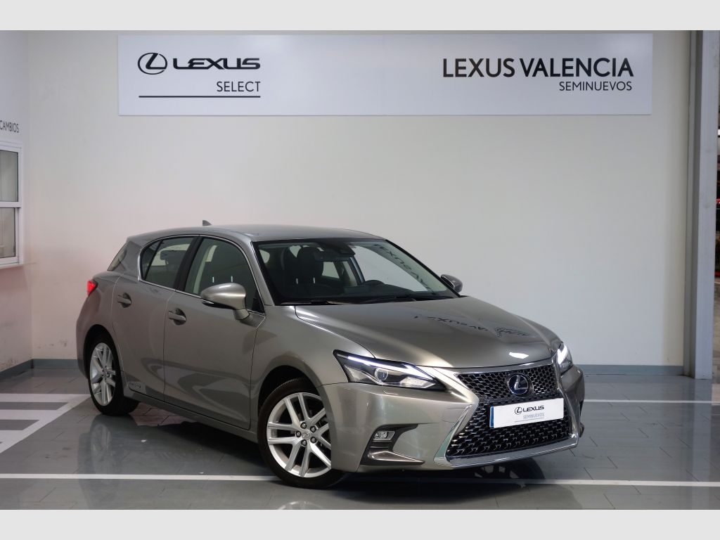 Lexus CT 1.8 200h Executive segunda mano Madrid