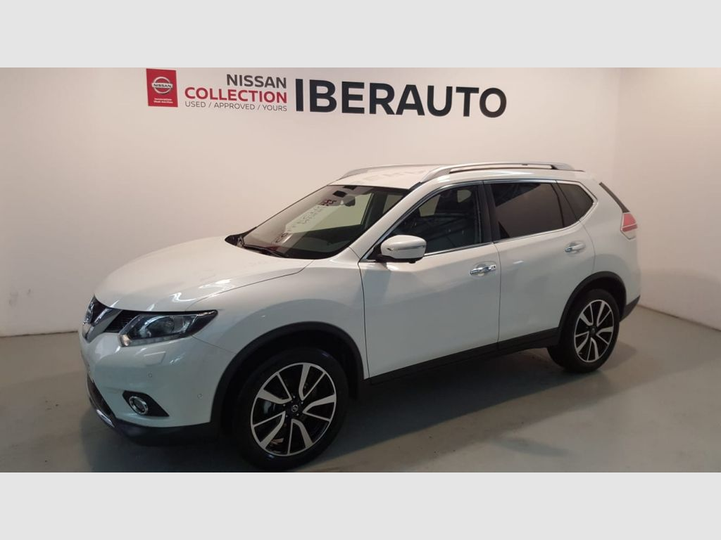 Nissan X-Trail 1.6 dCi XTRONIC N-CONNECTA segunda mano Madrid