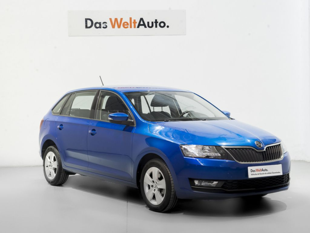 Skoda Spaceback 1.6 TDI 85KW (115cv) Ambition Spaceback segunda mano Madrid