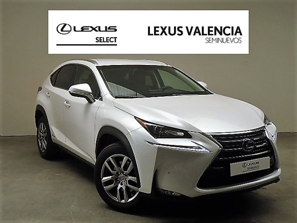 Lexus NX 300h Executive 4WD Tecno + Navibox segunda mano Madrid