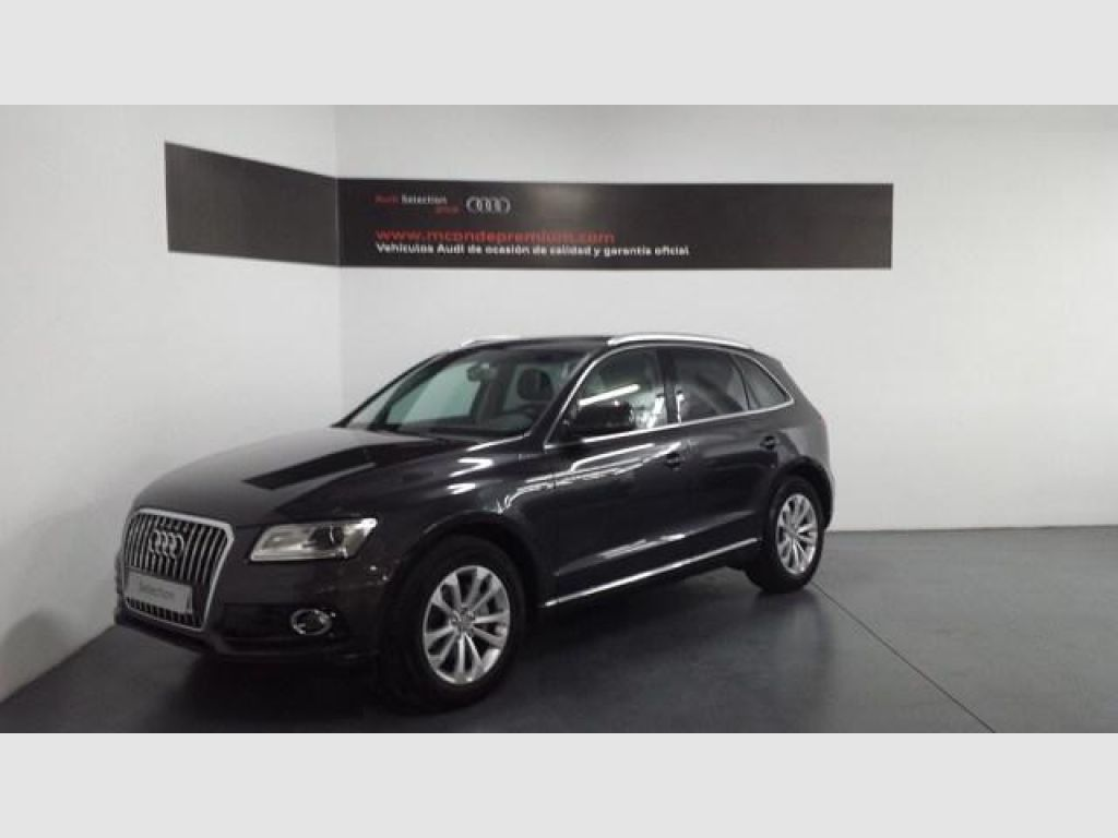 Audi Q5 2.0 TDI Ambition plus segunda mano Madrid
