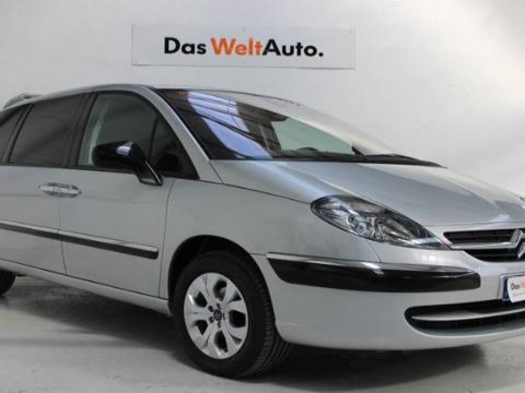 Citroen C8 2.0 HDi 16v 136cv FAP Seduction segunda mano Madrid