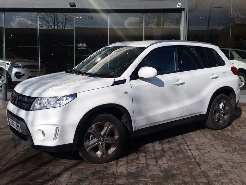 Suzuki Vitara 1.6 DDiS GLE 4WD segunda mano Madrid