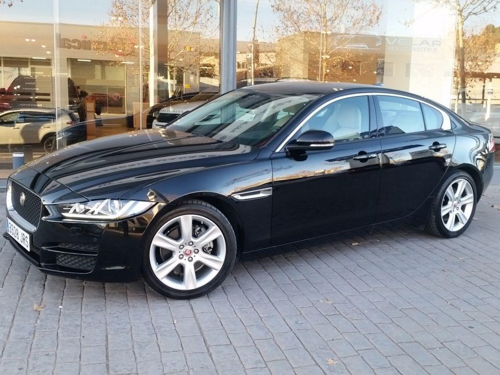 Jaguar XE 2.0 Diesel Mid 180cv Pure segunda mano Madrid