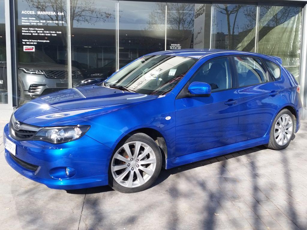 Subaru Impreza 2.0R SPORT segunda mano Madrid