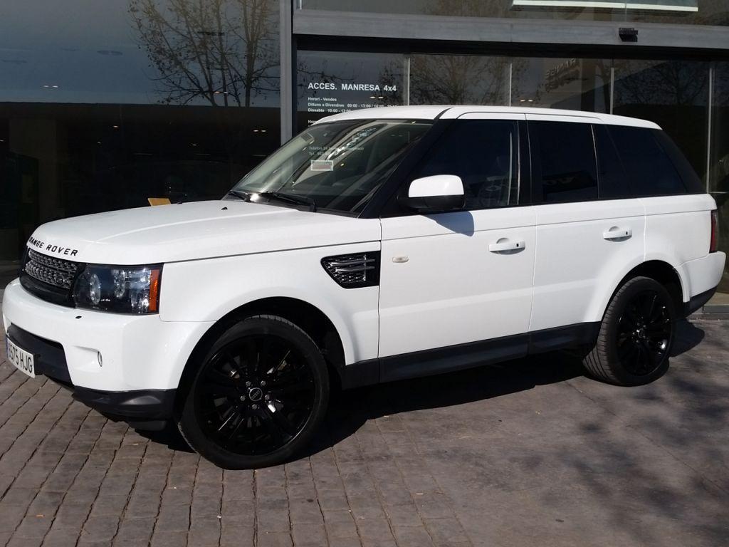 Land Rover Range Rover Sport 3.0 SDV6 255 CV HSE segunda mano Madrid