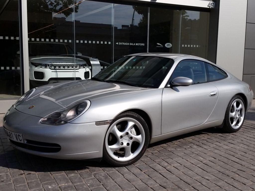 Porsche 911 CARRERA 4 COUPE segunda mano Madrid