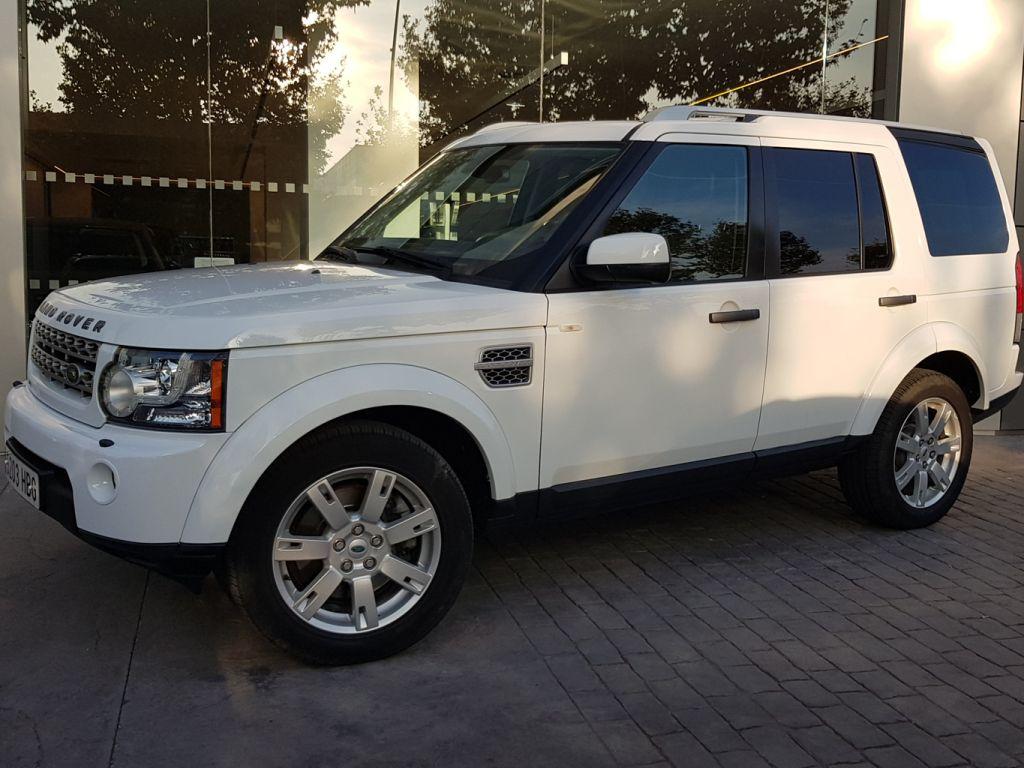 Land Rover Discovery 4 3.0 SDV6 SE 255cv segunda mano Madrid