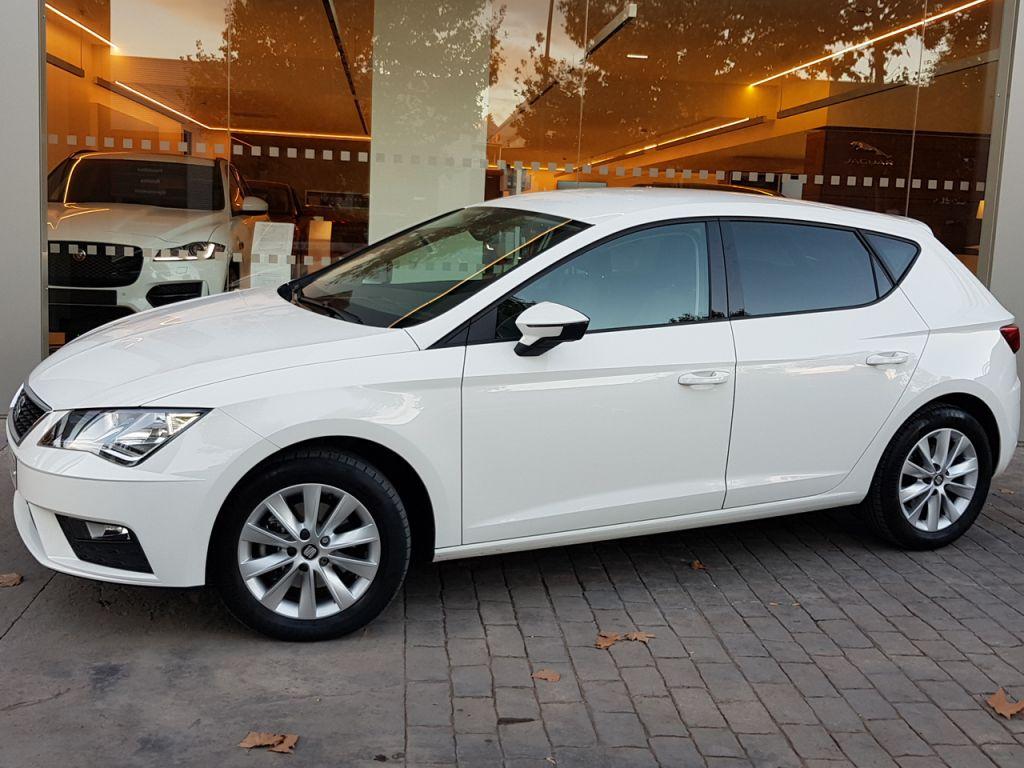 SEAT Leon 1.6 TDI 85kW (115CV) St&Sp Style Plus segunda mano Madrid