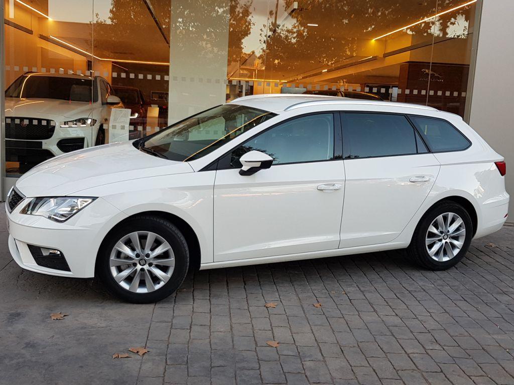 SEAT Leon ST 1.6 TDI 85kW (115CV) St&Sp Style Adv segunda mano Madrid