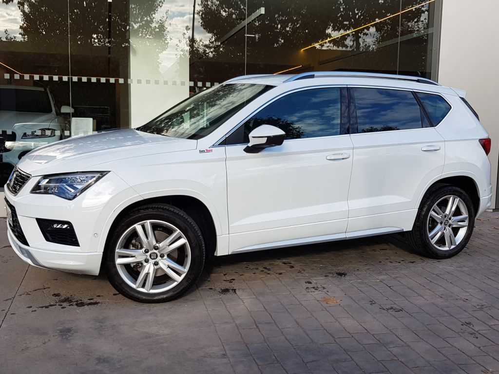 SEAT Ateca 2.0 TDI 110kW (150CV) 4Drive St&Sp FR segunda mano Madrid