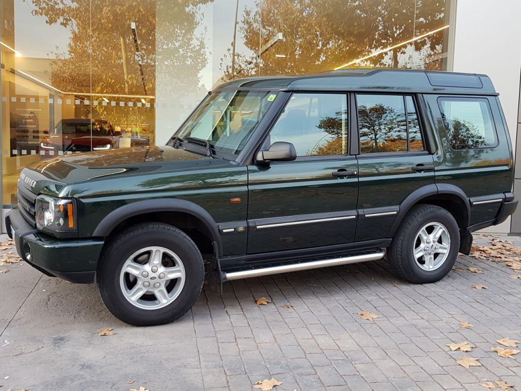 Land Rover Discovery 2.5 TD5 SE segunda mano Madrid