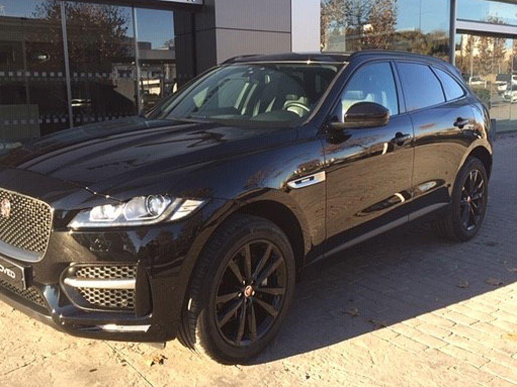 Jaguar F-Pace 2.0L i4D AWD Automático Portfolio segunda mano Madrid