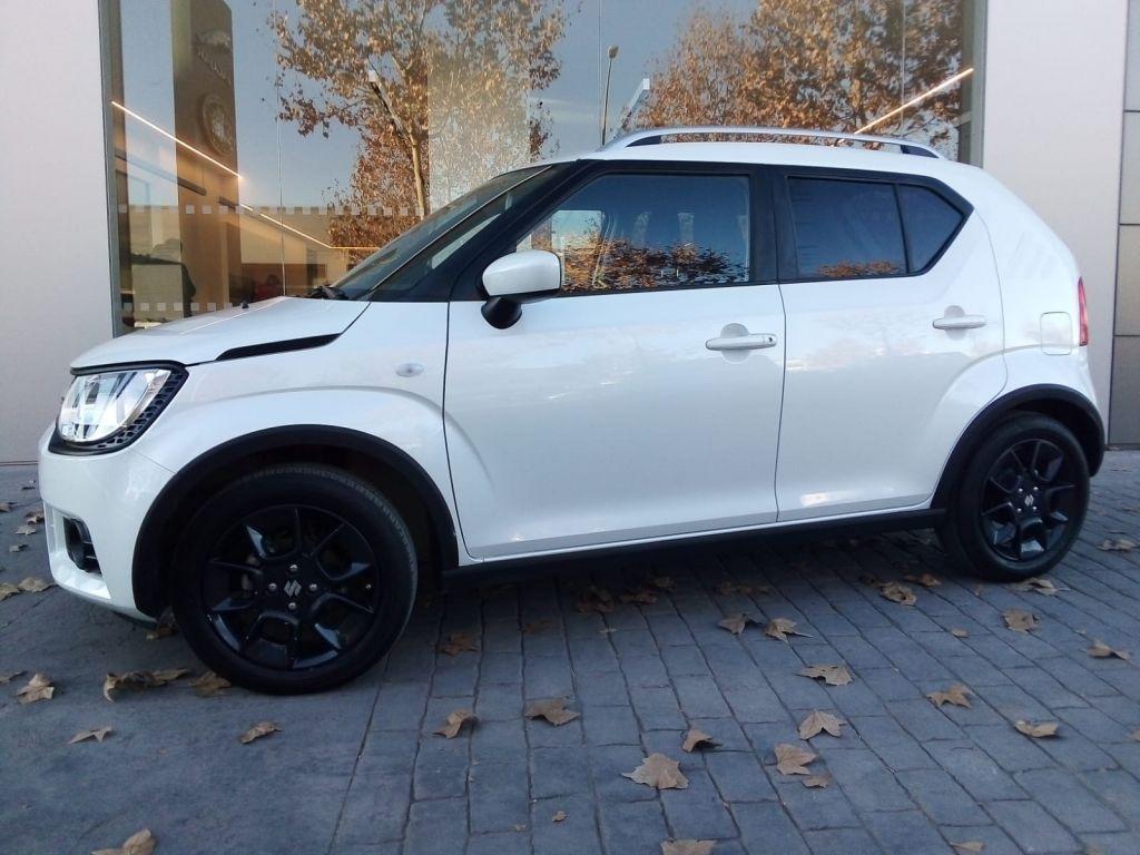 Suzuki Ignis 1.2 GLE 4WD segunda mano Madrid
