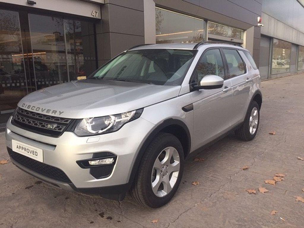 Land Rover Discovery Sport 2.0L eD4 110kW (150CV) 4x2 SE segunda mano Madrid