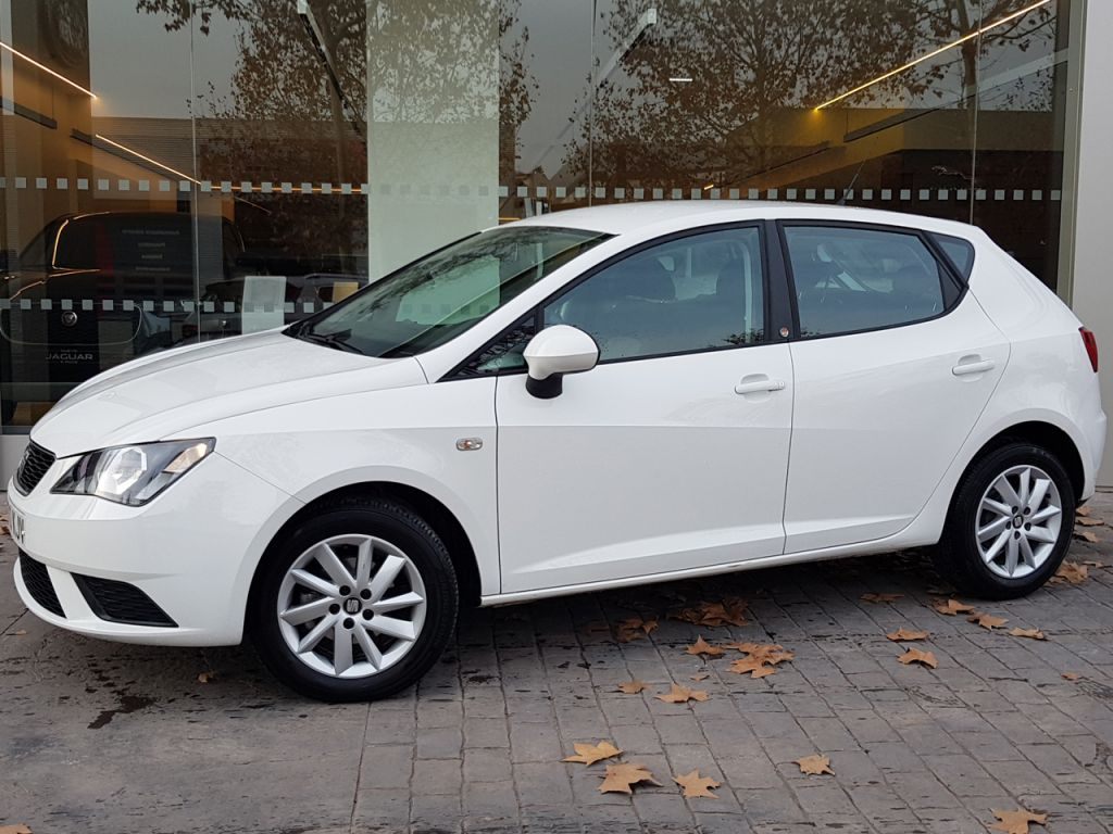 SEAT Ibiza 1.4 TDI 66kW (90CV) Full Connect segunda mano Madrid