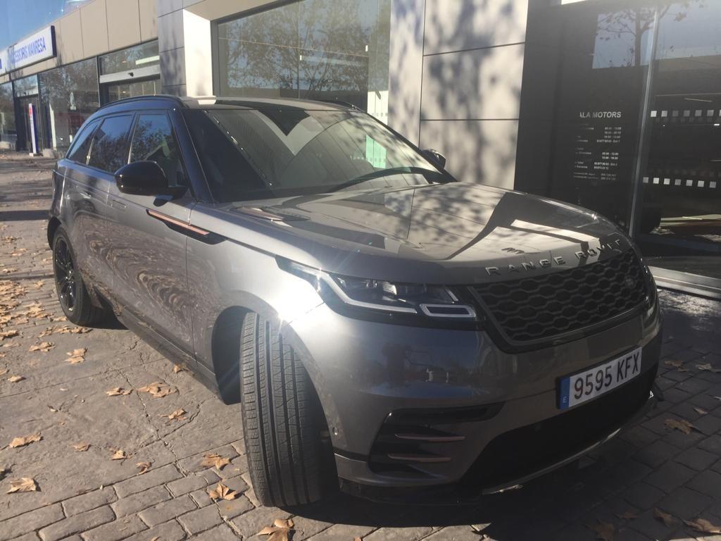 Land Rover Range Rover Velar 2.0D D240 SE 4WD Auto segunda mano Madrid