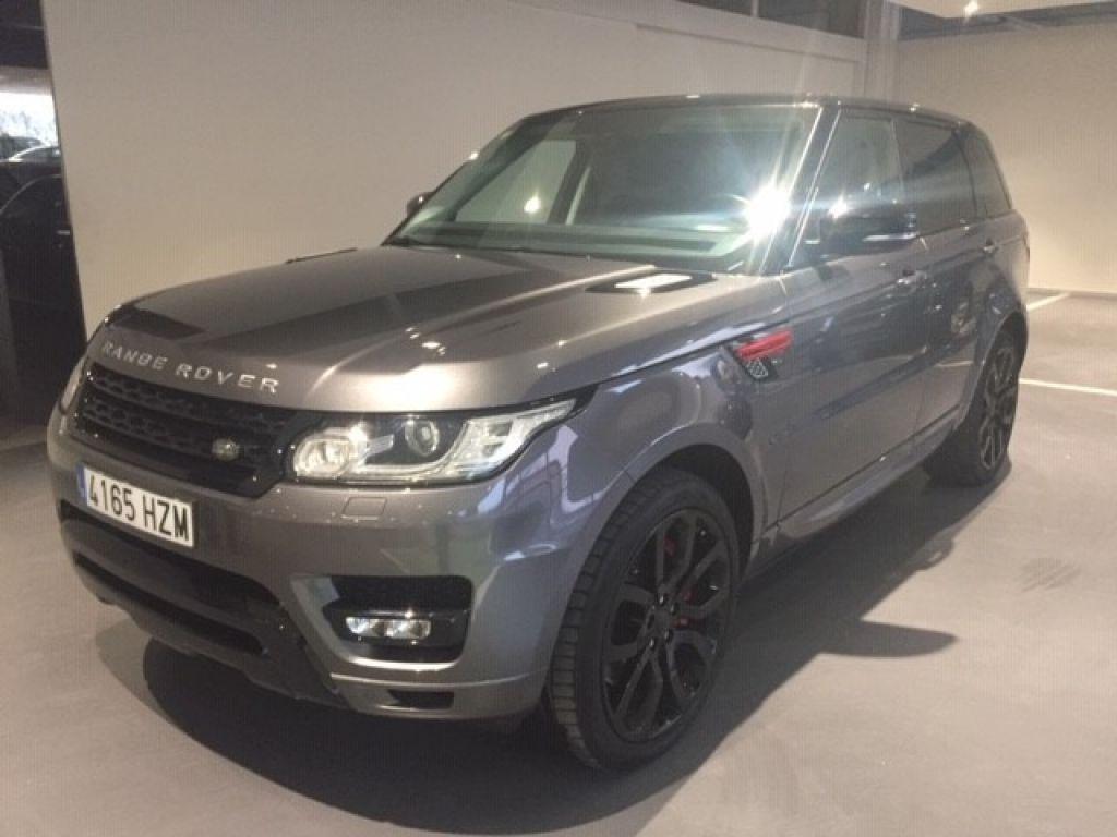 Land Rover Range Rover Sport 3.0 SDV6 292cv HSE segunda mano Madrid