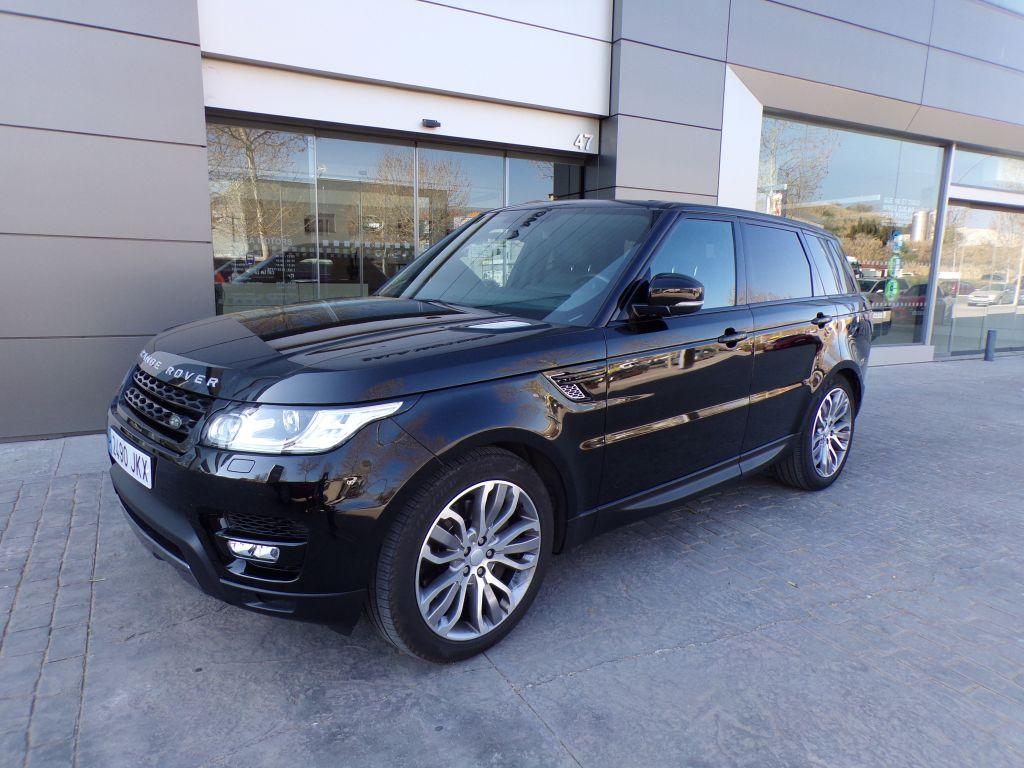 Land Rover Range Rover Sport 3.0 SDV6 306cv HSE segunda mano Madrid
