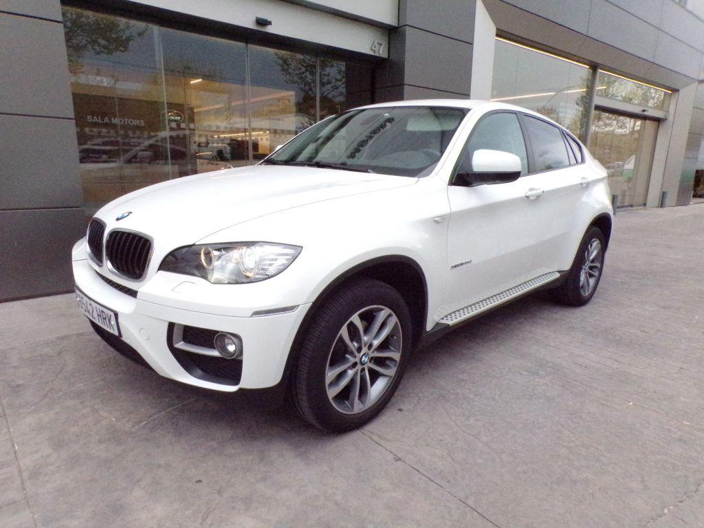 BMW X6 xDrive30d segunda mano Madrid