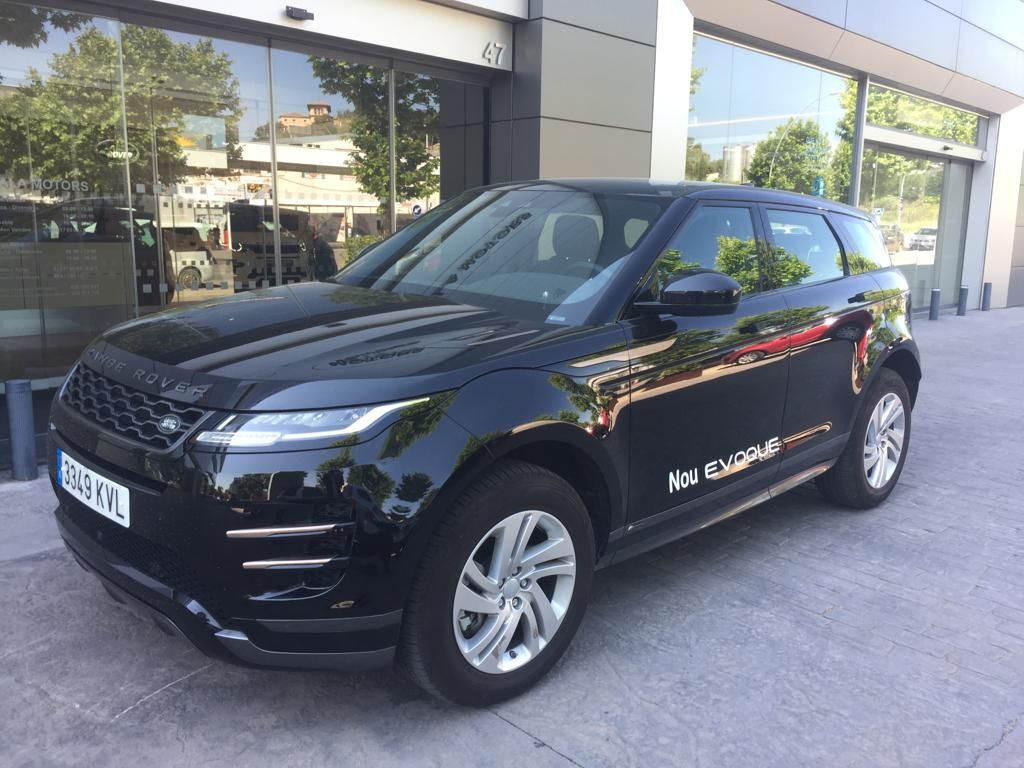 Land Rover Range Rover Evoque 2.0 D150 AUTO 4WD segunda mano Madrid