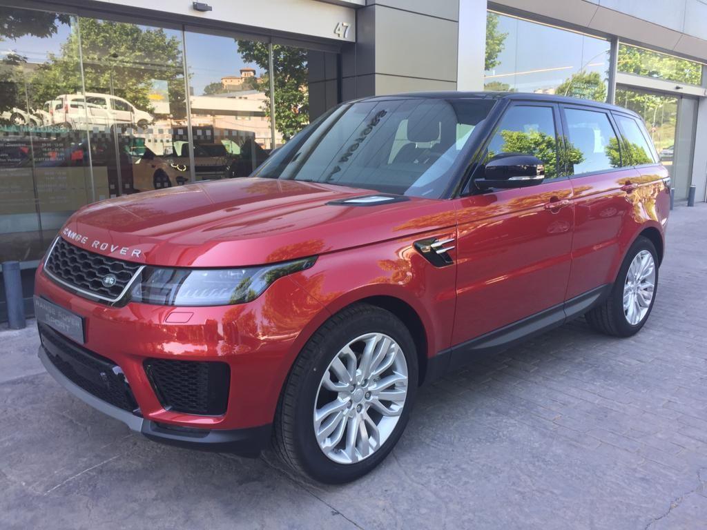 Land Rover Range Rover Sport 2.0 Si4 221kW (300CV) SE segunda mano Madrid
