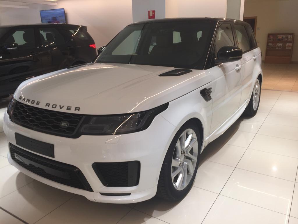 Land Rover Range Rover Sport 3.0 SDV6 183kW (249CV) HSDynamic segunda mano Madrid
