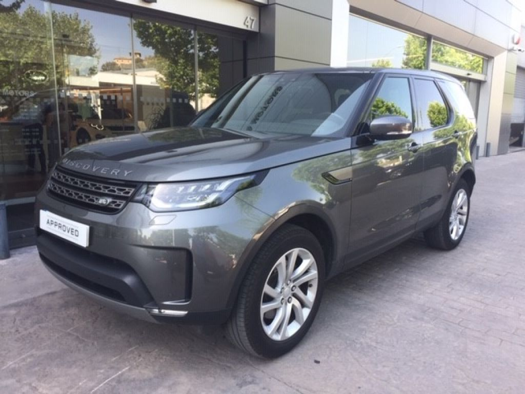 Land Rover Discovery 2.0 I4 TD4 132kW (180CV) SAuto segunda mano Madrid