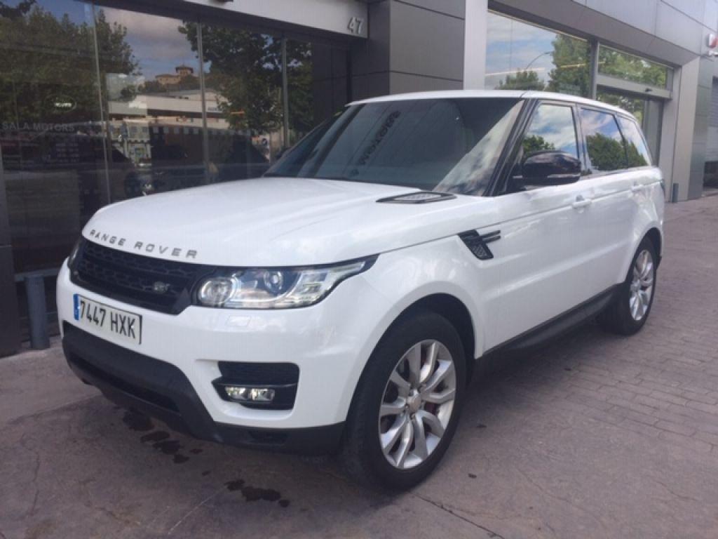 Land Rover Range Rover Sport 3.0 SDV6 292cv HSDynamic segunda mano Madrid