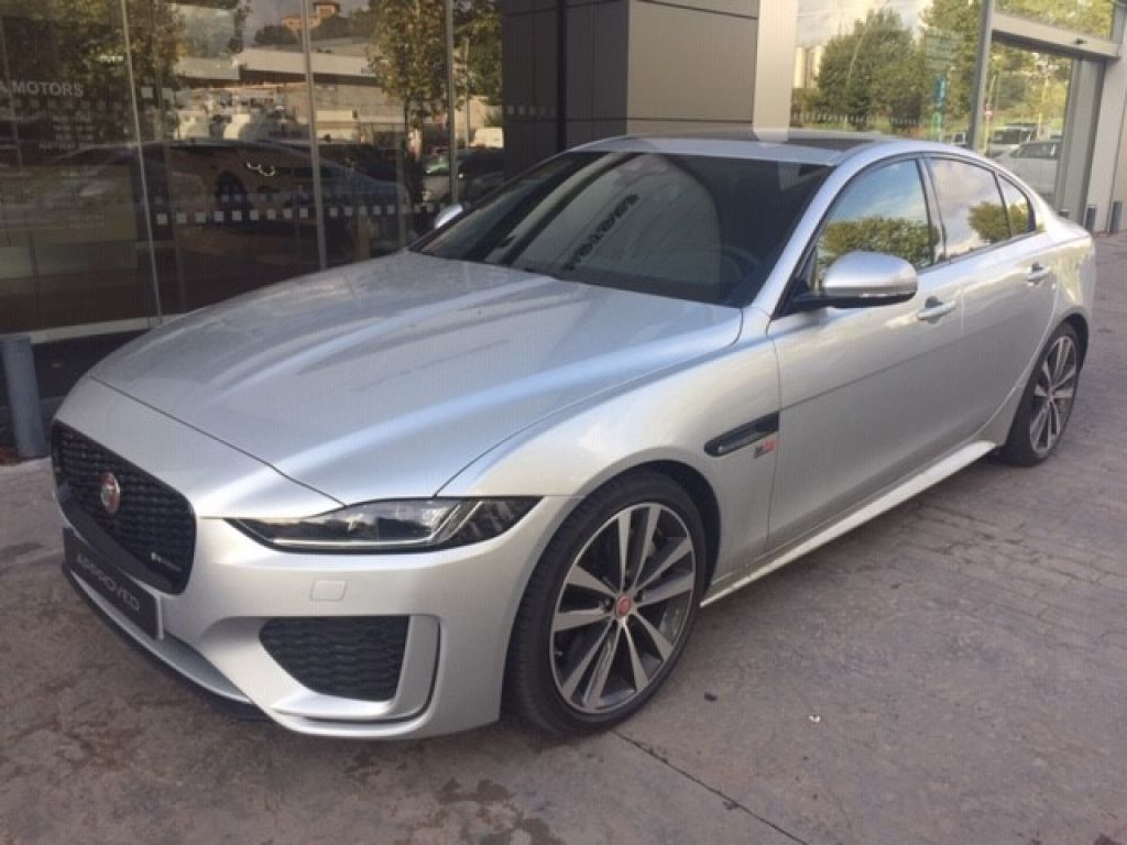 Jaguar XE 2.0 I4 184kW (250CV) RWD AT R-Dynamic S segunda mano Madrid