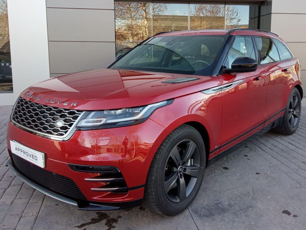 Land Rover Range Rover Velar 3.0D D300 4WD Auto segunda mano Madrid