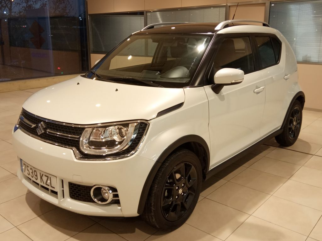 Suzuki Ignis 1.2 GLX segunda mano Madrid