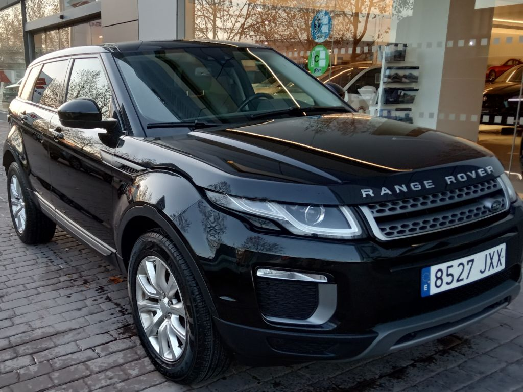 Land Rover Range Rover Evoque 2.0L TD4 Diesel 110kW (150CV) 4x4 Pure segunda mano Madrid