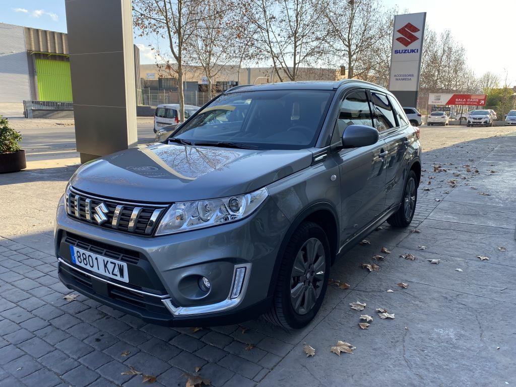 Suzuki Vitara 1.0 T GLE segunda mano Madrid