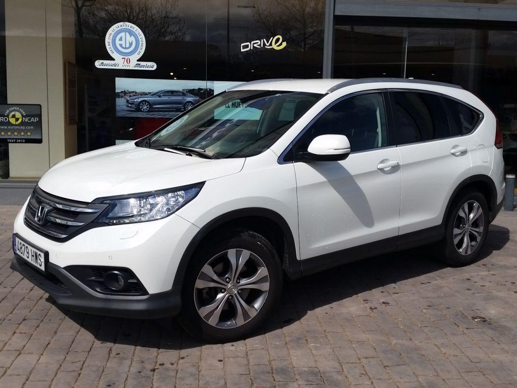 Honda CR-V 2.2 i-DTEC Elegance segunda mano Madrid