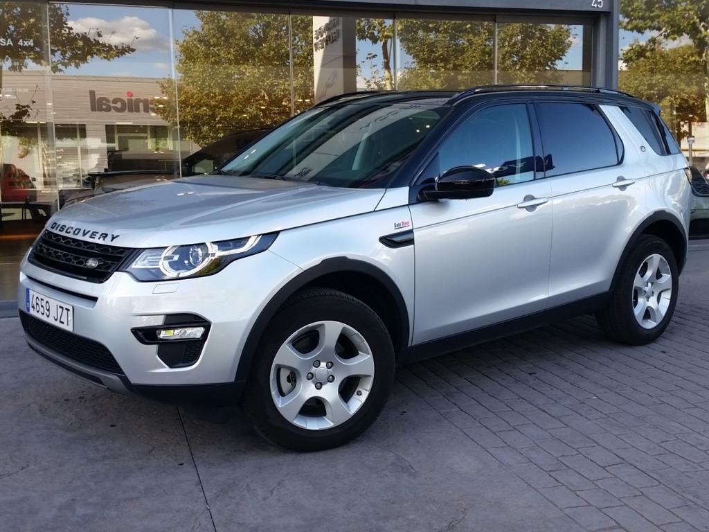 Land Rover Discovery Sport 2.0L eD4 150CV 4x2 SE segunda mano Madrid