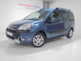Citroen Berlingo 1.6 HDI 90 XTR PLUS 5P
