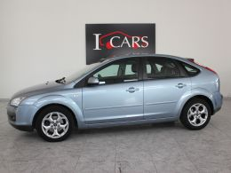 Ford Focus 1.6Ti VCT Trend (2007) en I-Cars