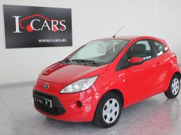 Ford Ka Urban 1.2 Duratec Auto-Start-Stop (2014) en I-Cars