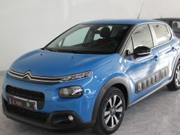 Citroen C3 BlueHDi 73KW (100CV) S&S FEEL (2017) en I-Cars
