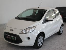 Ford Ka Trend+ 1.2 Duratec Auto-Start-Stop (2016) en I-Cars
