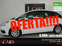 Citroen C4-Picasso 1.6 HDi 110cv Seduction (2011) en I-Cars