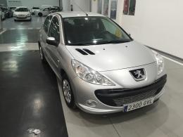Peugeot 206 + segunda mano Cádiz