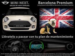 Mini CLUBMAN segunda mano Barcelona