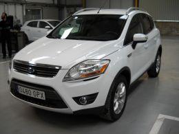 Ford Kuga segunda mano Cádiz