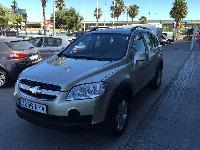 Chevrolet Captiva segunda mano Cádiz
