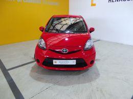 Toyota Aygo segunda mano Pontevedra
